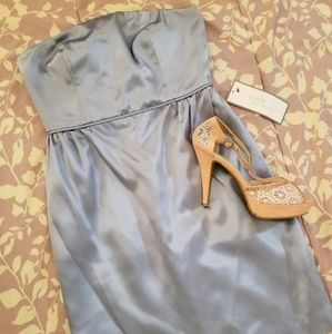 NWT J Crew Silk formal party & special occasion